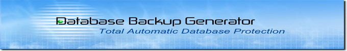 Data base backup